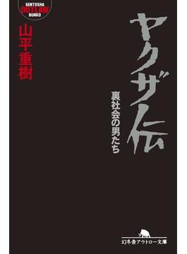 ヤクザ伝 裏社会の男たち(幻冬舎アウトロー文庫)
