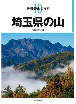 分県登山ガイド10 埼玉県の山(分県登山ガイド)