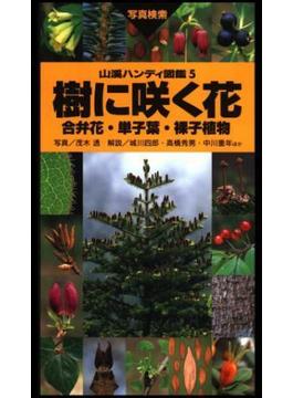 ヤマケイハンディ図鑑5 樹に咲く花 合弁花・単子葉・裸子植物(山溪ハンディ図鑑)