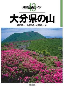 分県登山ガイド 43 大分県の山(分県登山ガイド)