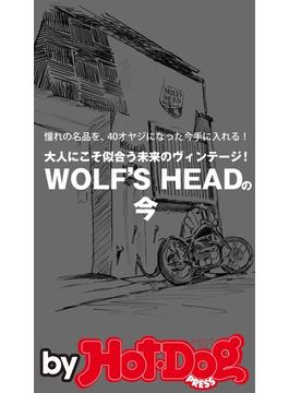 by Hot-Dog PRESS WOLF'S HEADの今 大人にこそ似合う未来のヴィンテージ!(Hot-Dog PRESS)