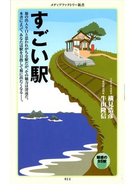すごい駅(メディアファクトリー新書)
